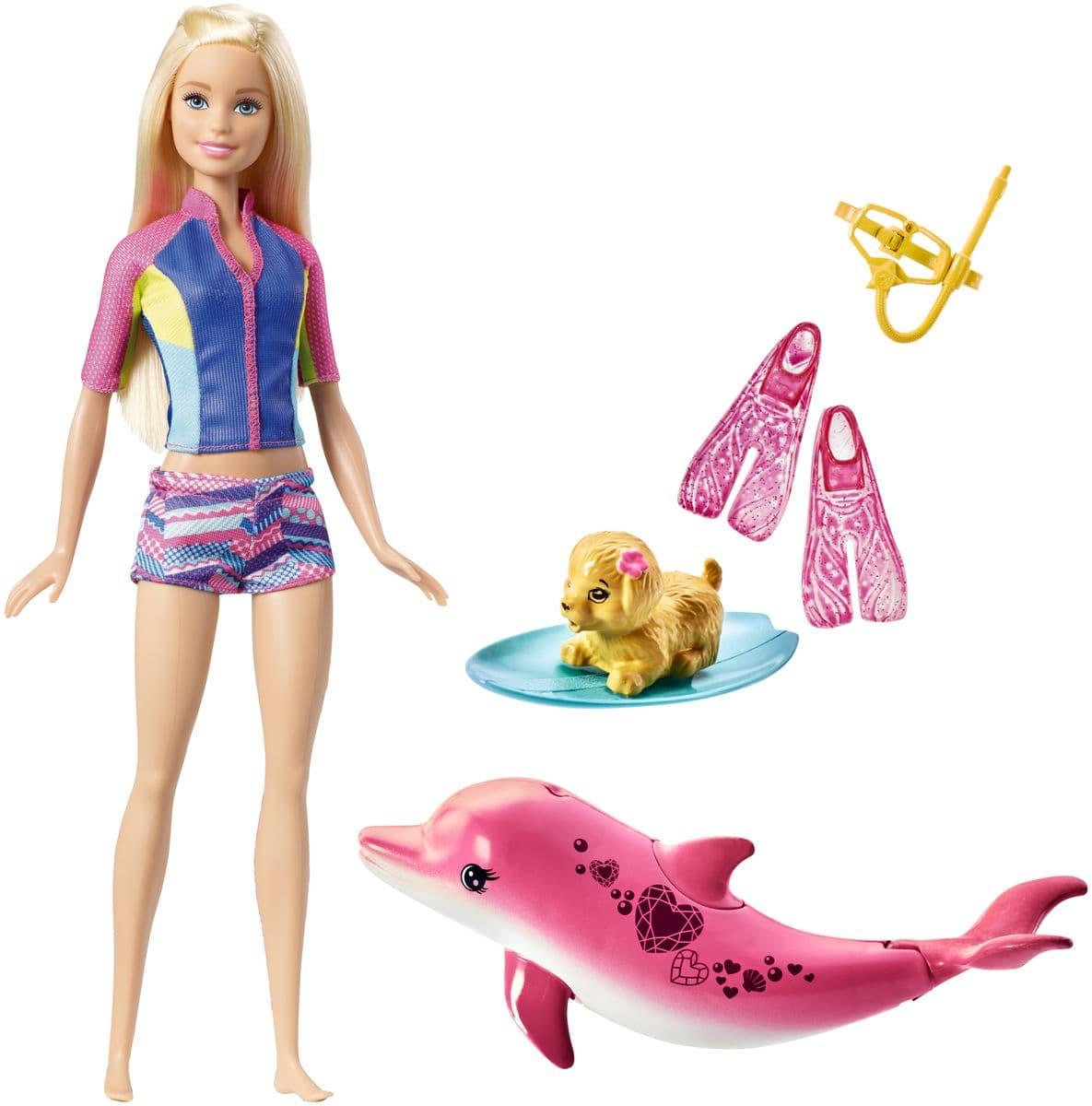 Barbie Magia del Delfino