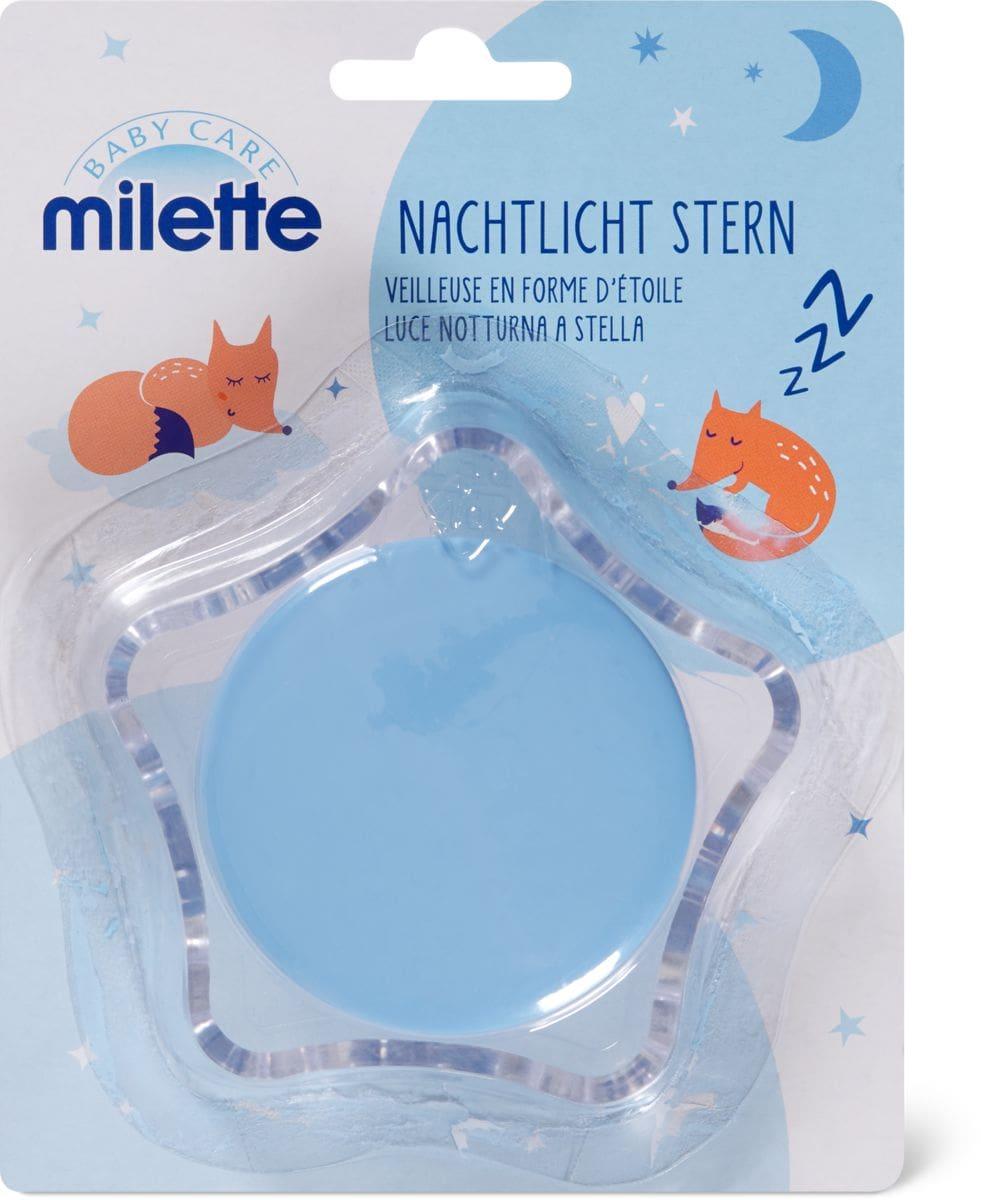 Milette Nachtlicht Stern