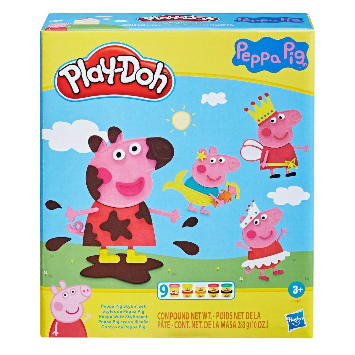 Play-Doh Peppa Pig Modelieren