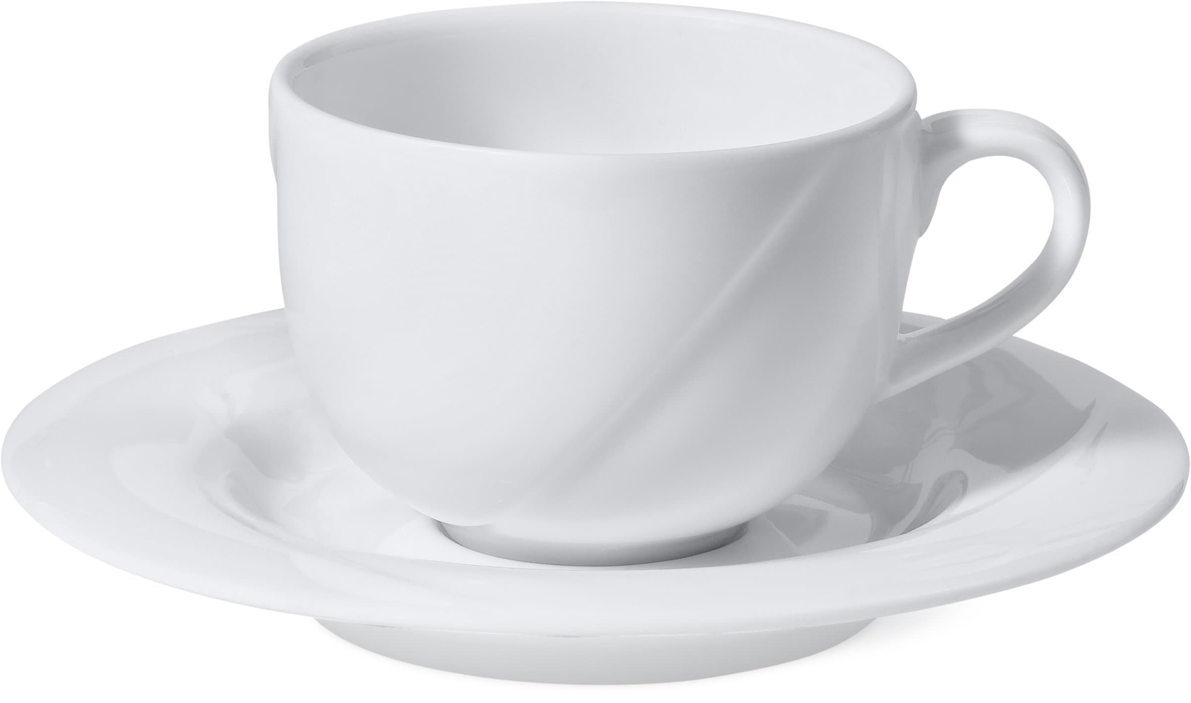 Cucina & Tavola NIKITA Tazzina da caffè con piattino
