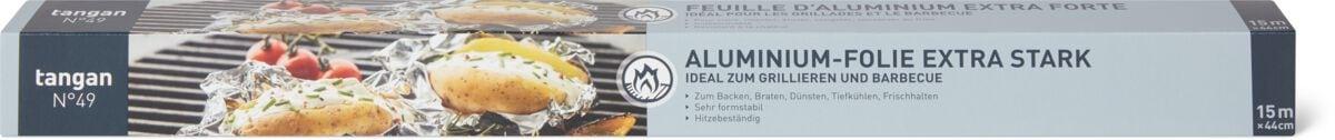 Tangan N°49 Aluminium-Folie extra stark