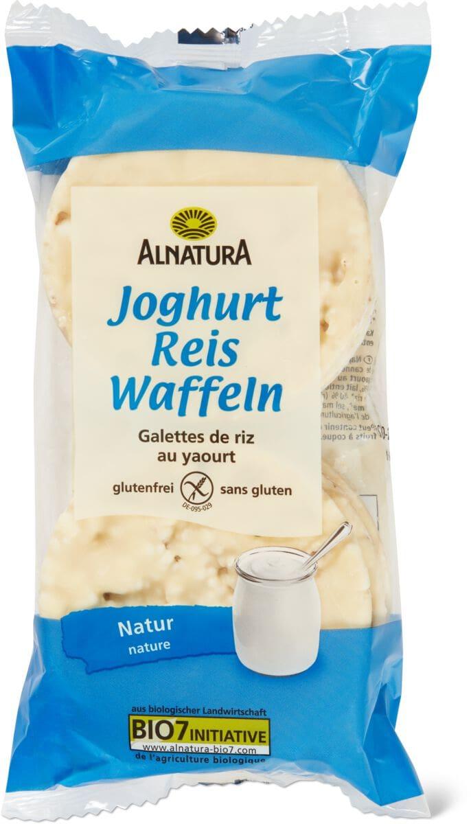 Alnatura Gallette riso yogurt