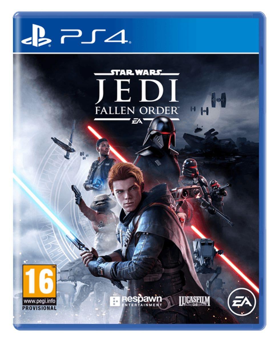 PS4 - Star Wars: Jedi Fallen Order Box