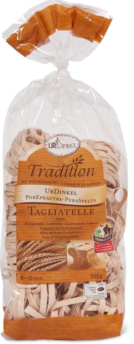 TraditionTerrasuisse Tagliatelle Urdinkel