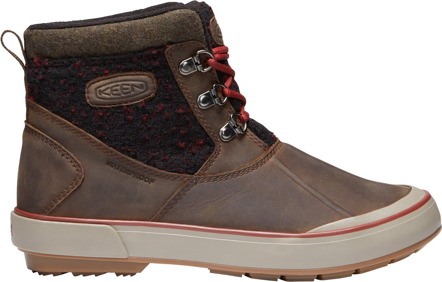 Keen Elsa II Ankle Wool WP Damen-Winterboot