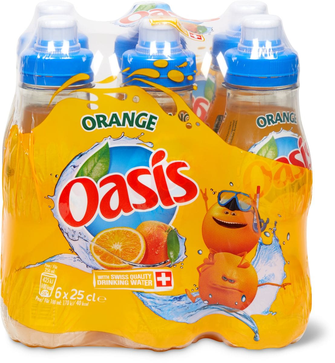 Oasis Orange