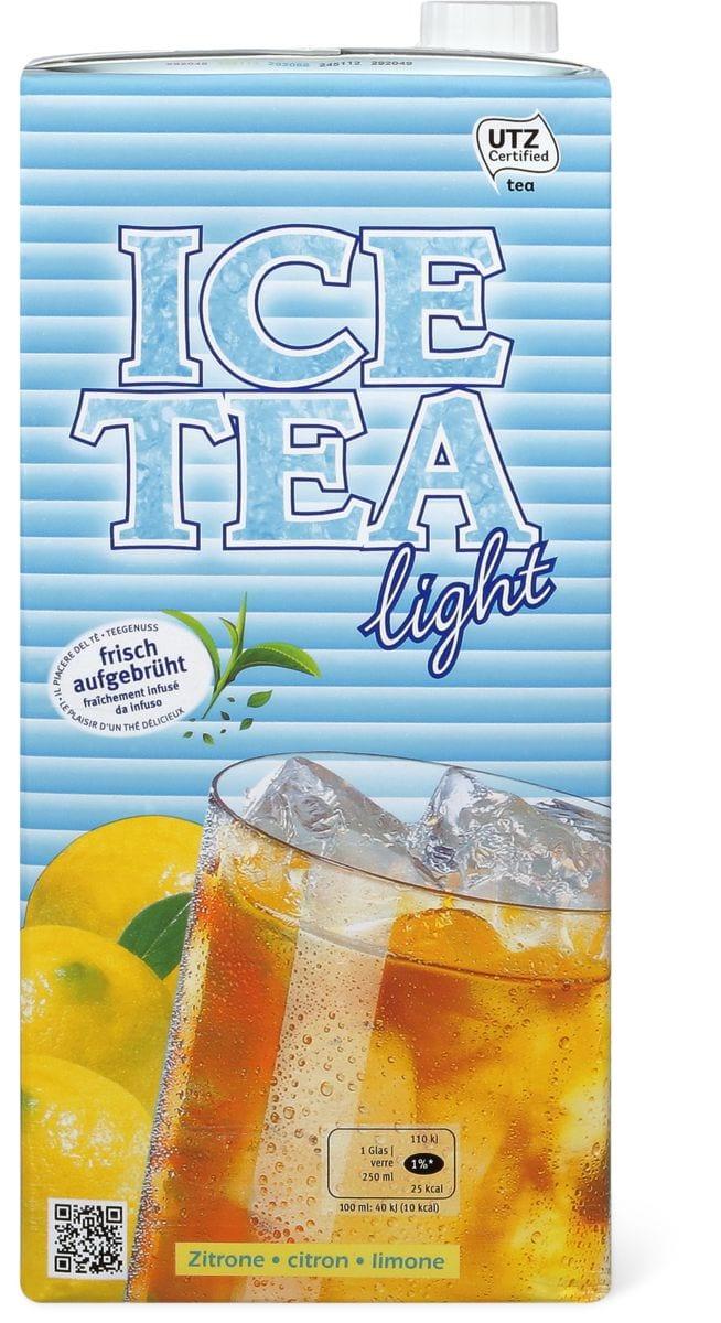 Kult Ice Tea Light Limone