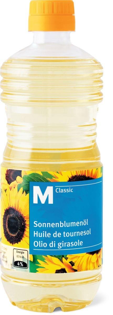 M-Classic Olio di girasole