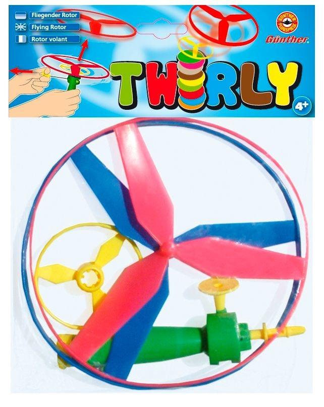 Twirly Propeller-Spiel Outdoor-Spielzeug