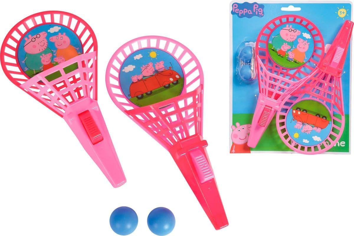 Simba Peppa Pig Catch Ball Game