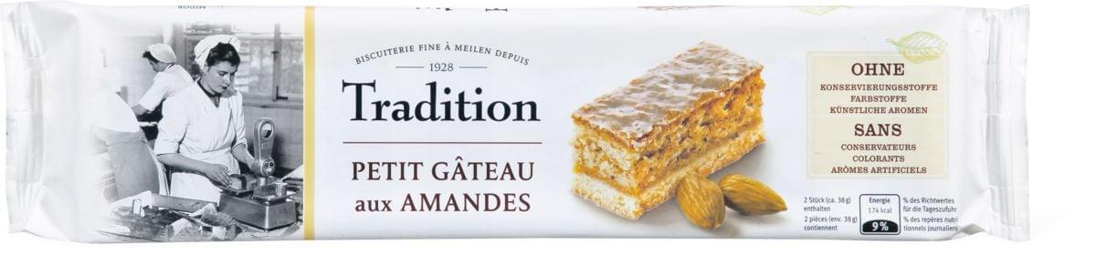Tradition Petit Gâteau aux Amandes