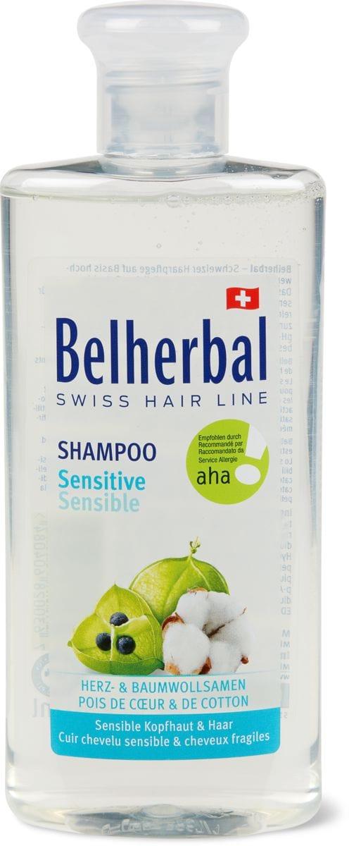 Belherbal shampooing sensible