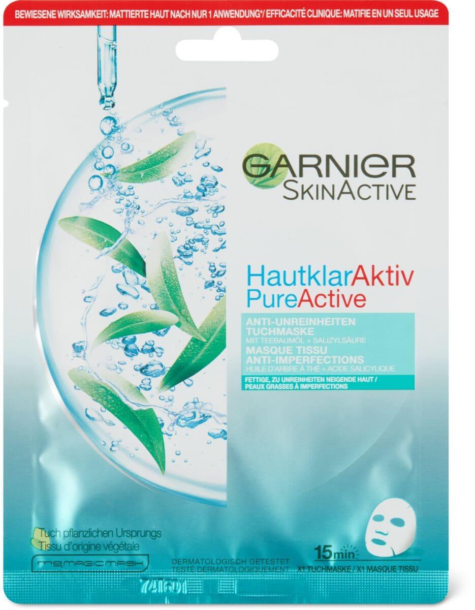 Garnier Pure Active Sheetmask