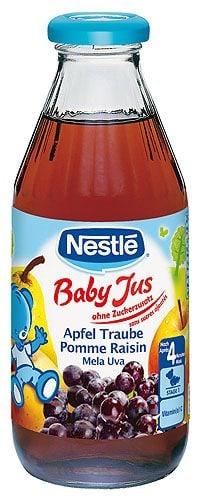 Nestlé Baby Jus Apfel Traube