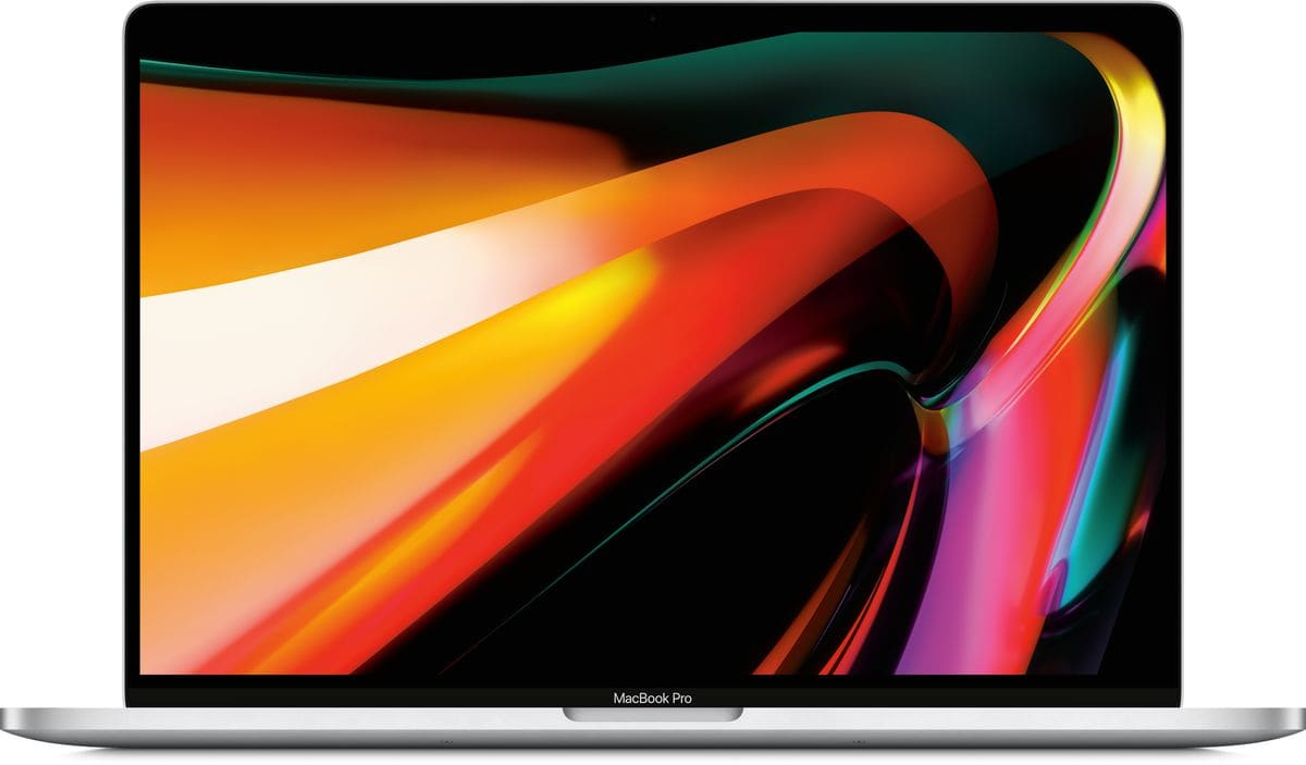 Apple CTO MacBook Pro 16 TouchBar 2.4GHz i9 32GB 512GB SSD 5500M-8 silver