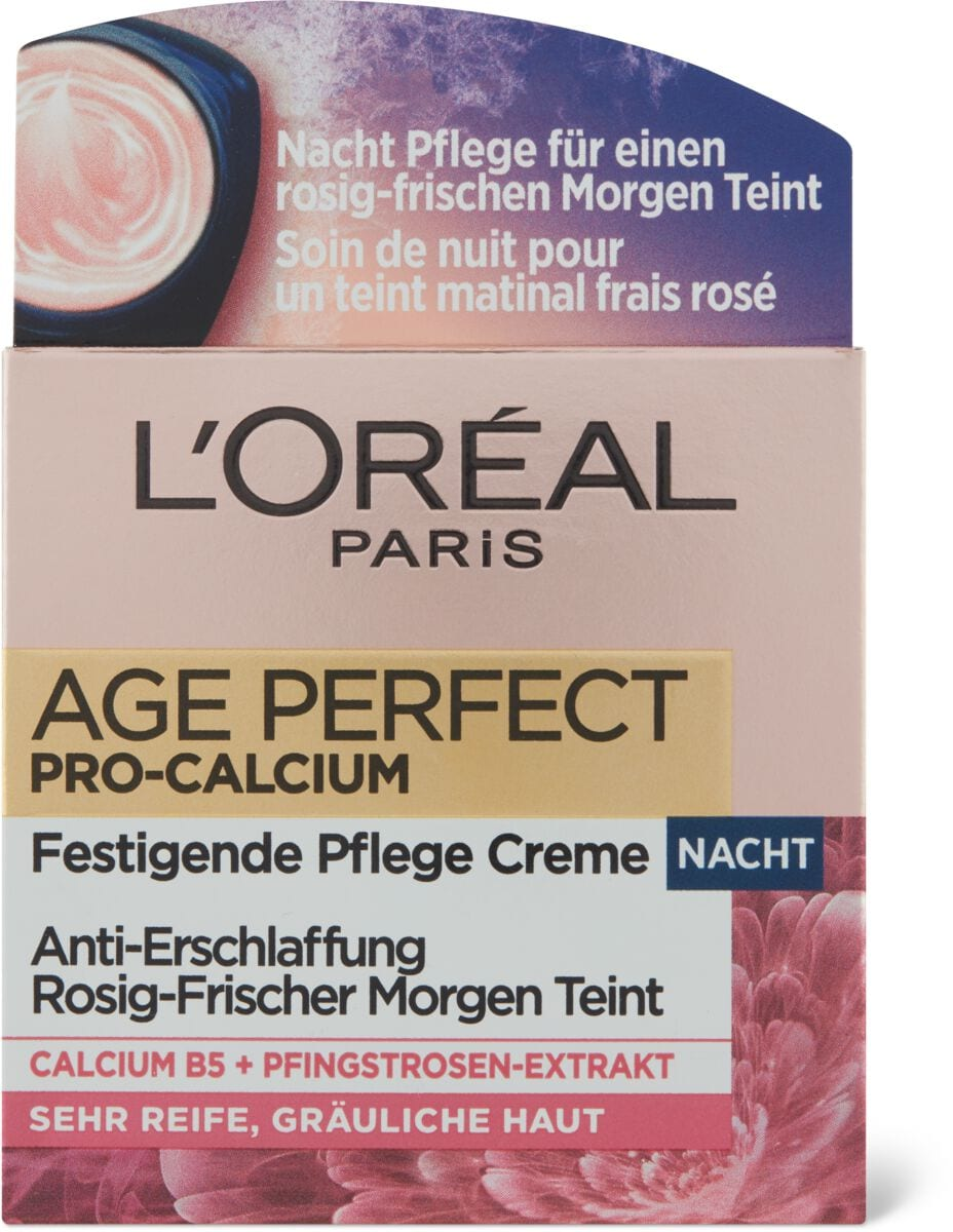 L'Oréal Age Re Perfect Pro-C. Nacht