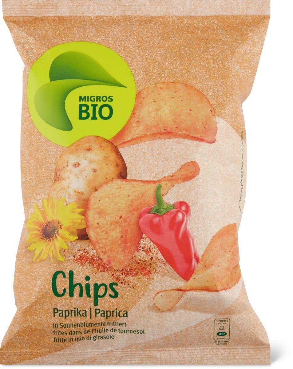 Bio Chips Paprika