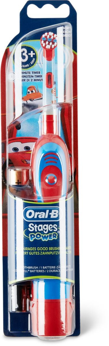 Oral-B Stages Power Brosse à dents piles
