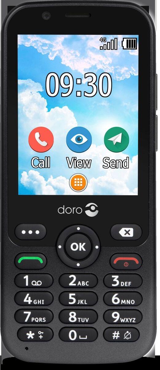 Doro 7010 Graphite  Cellulare