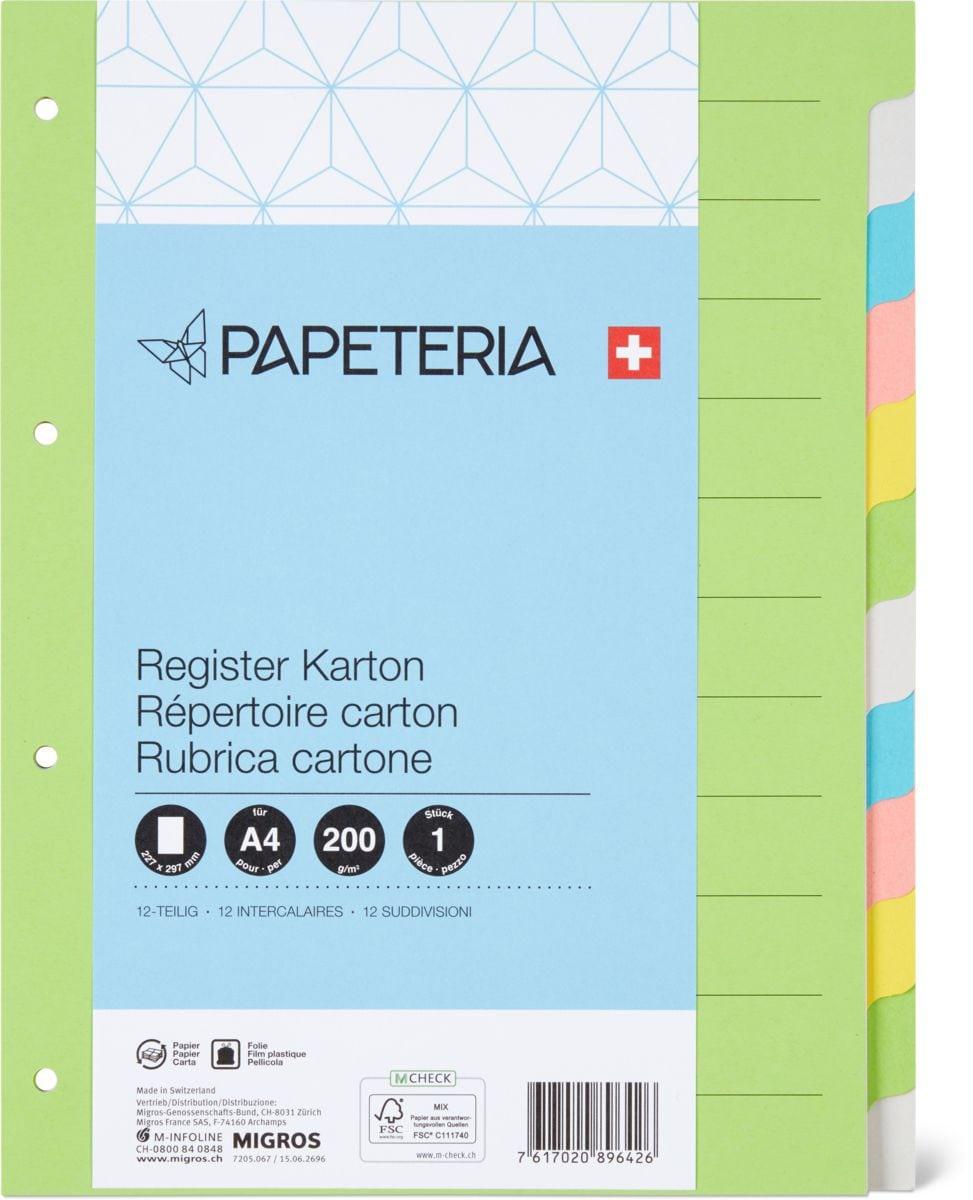 Papeteria Register
