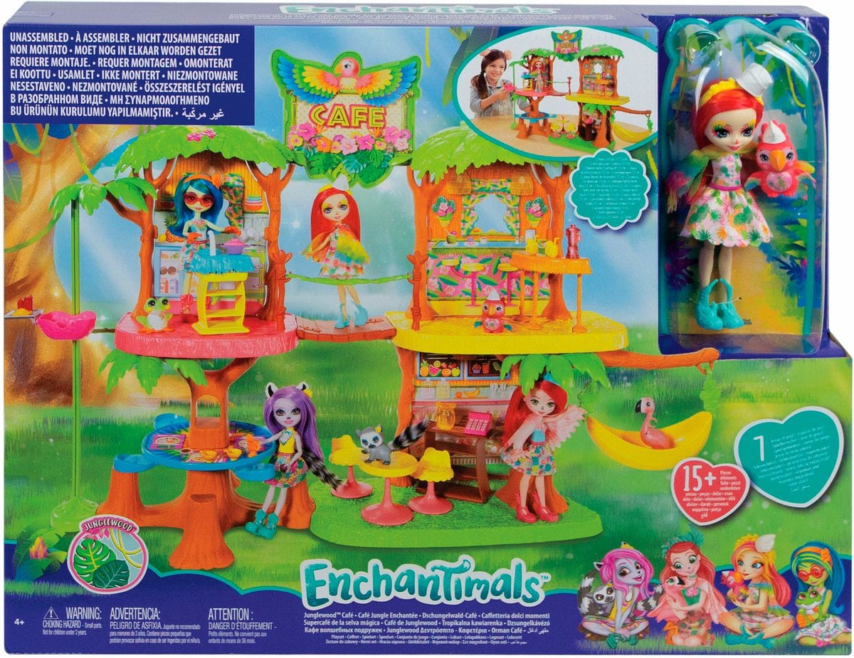 Enchantimals Jungle Set