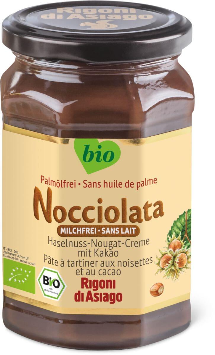 Bio nocciolata Sans lait
