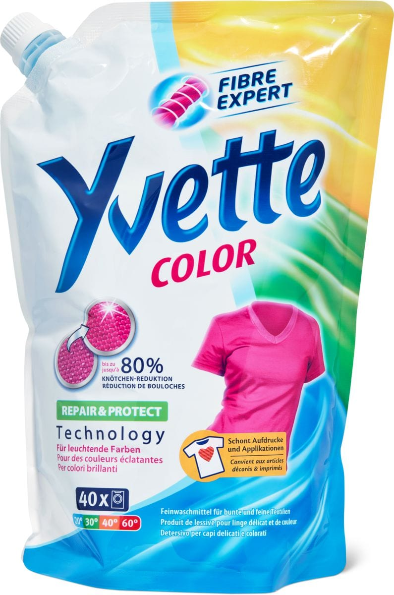 Yvette Color