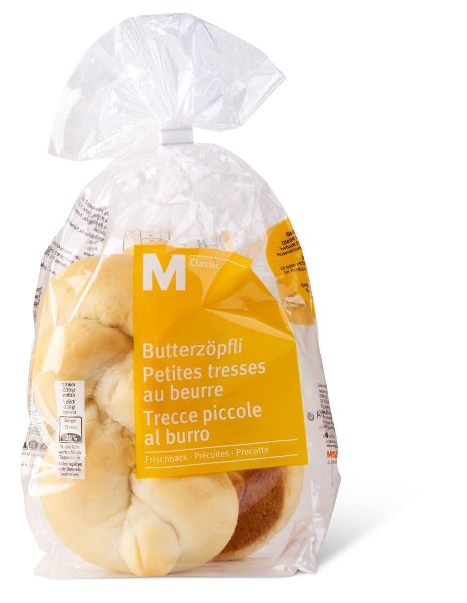 M-Classic Trecce piccole al burro