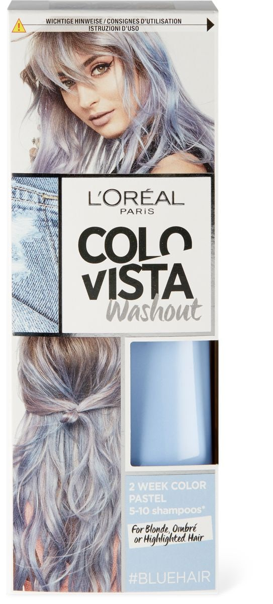 L'Oréal Colovista Washout #blue