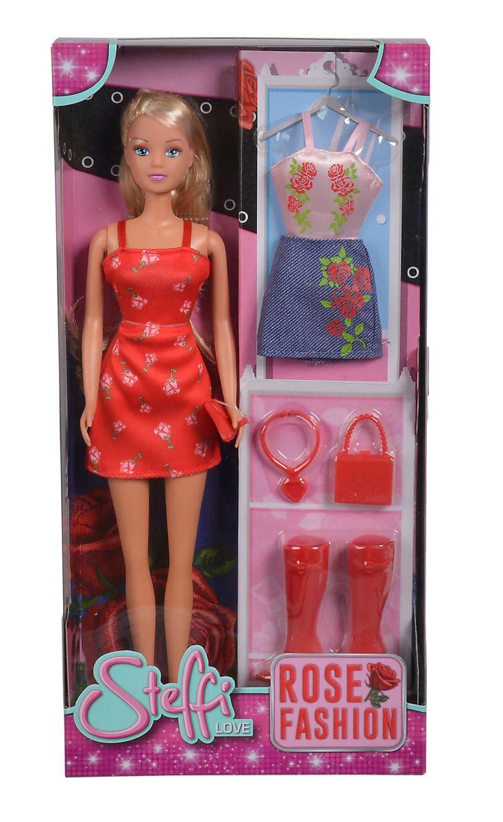 Simba Steffi Love Rose Fashion Puppe