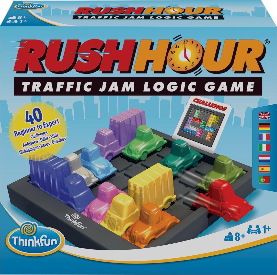 Ravensburger Rush Hour Gesellschaftsspiel