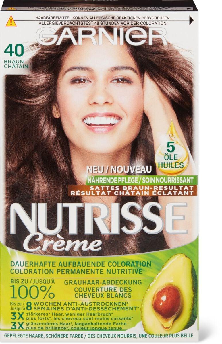 Garnier Nutrisse 40 Braun