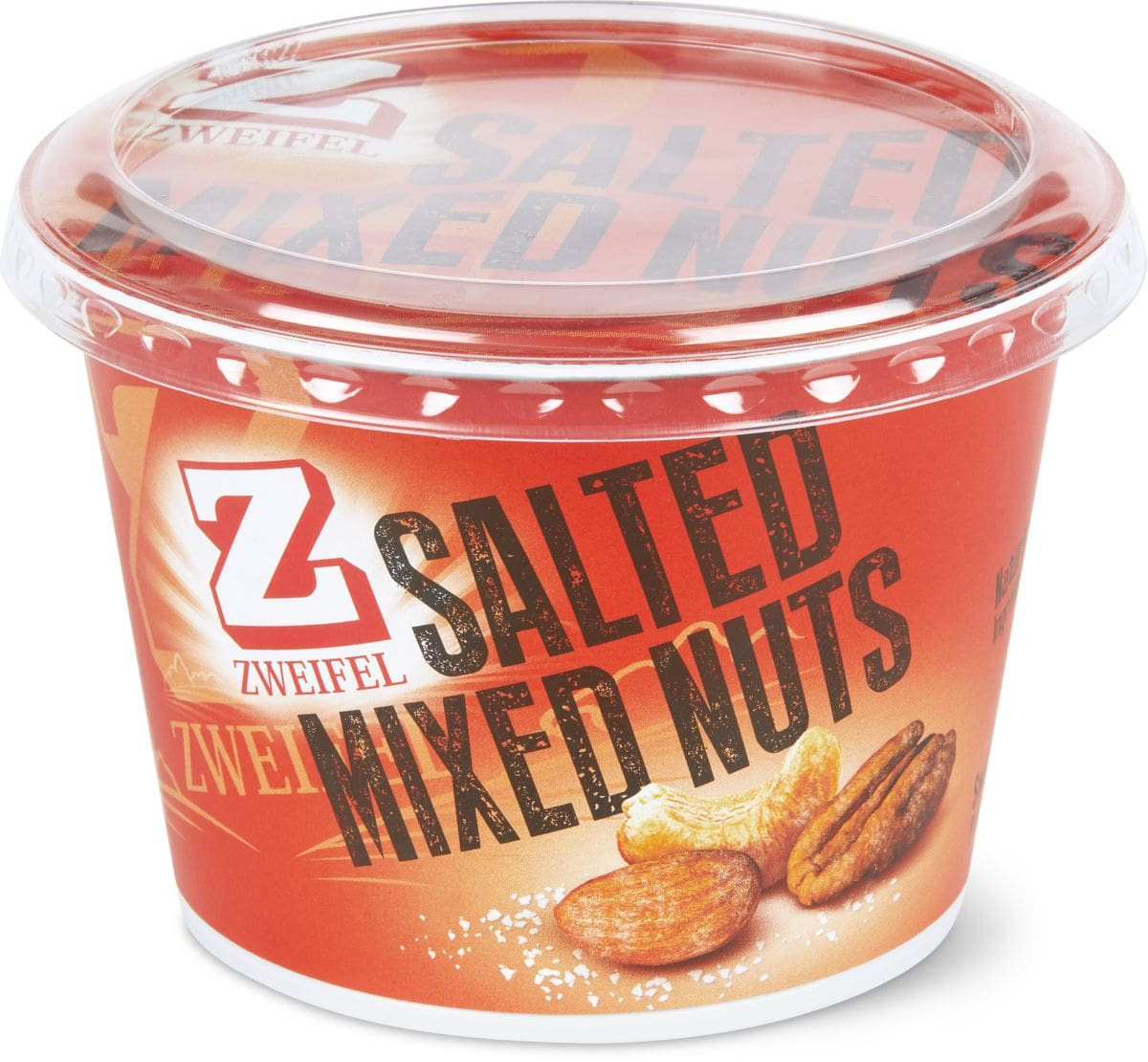 Zweifel Salted mixed nuts