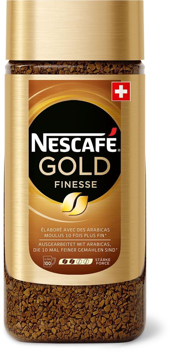 Nescafé Gold Finesse vase 200g
