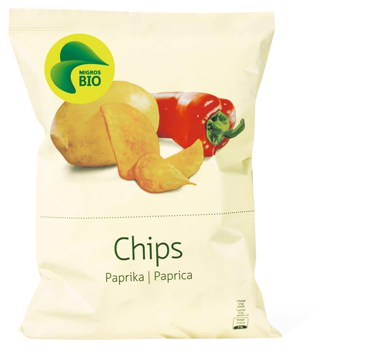 Bio Chips Paprica