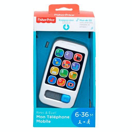 Fisher-Price Smart téléphone Lernspiel
