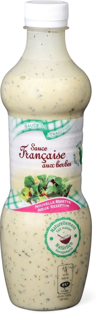 Tradition Sauce Francaise herbes