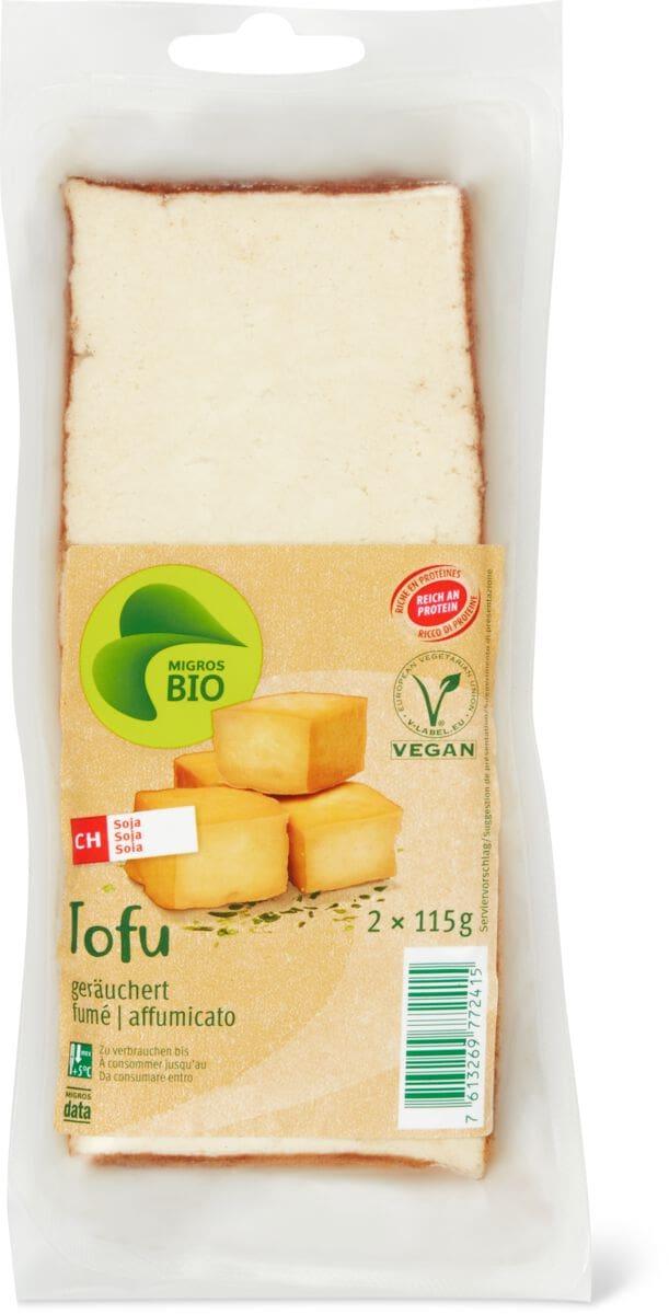 Bio Tofu geräuchert