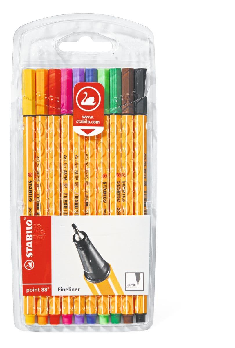 Stabilo Point 88 Crayon-feutre
