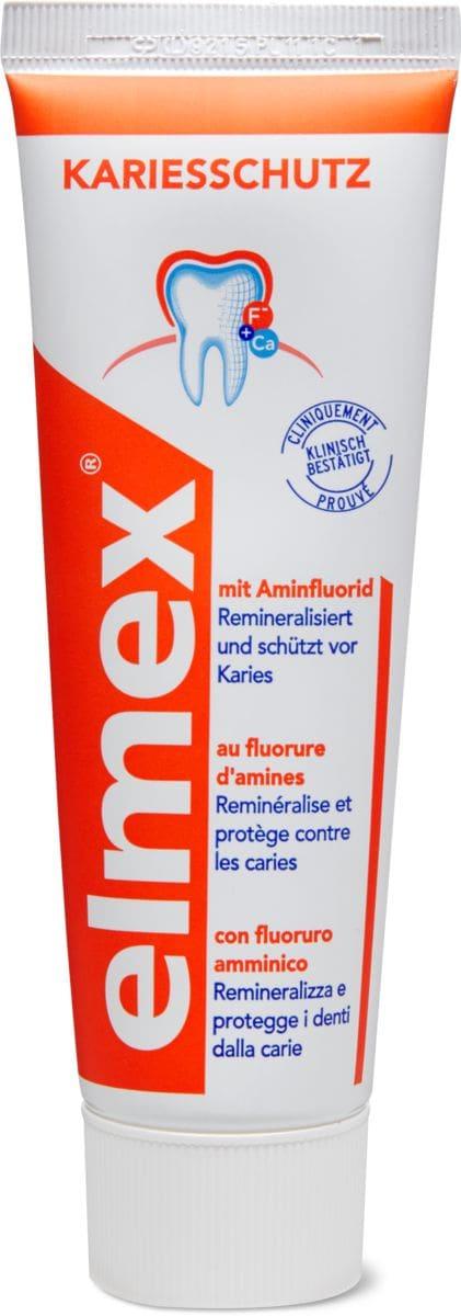 Elmex dentifricio anticarie