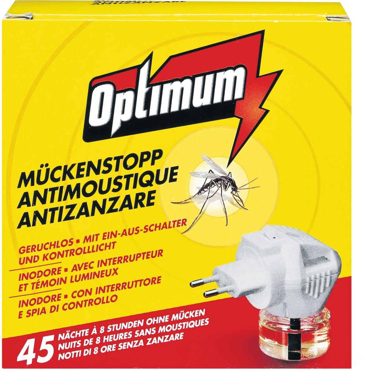 Optimum Antizanzare Elettrico