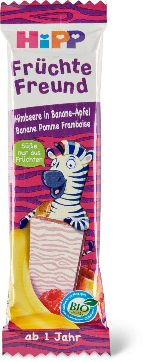 Hipp Früchte Freund lampone banana mela