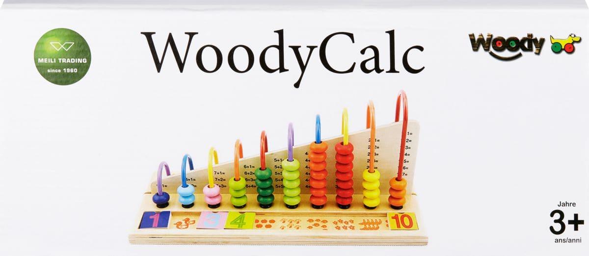 Woody Abaco in legno  (FSC®)