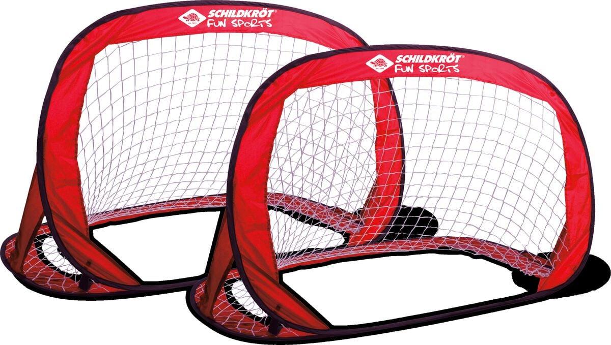 Schildkröt Funsports Pop Up Goals 2er-Set Sport