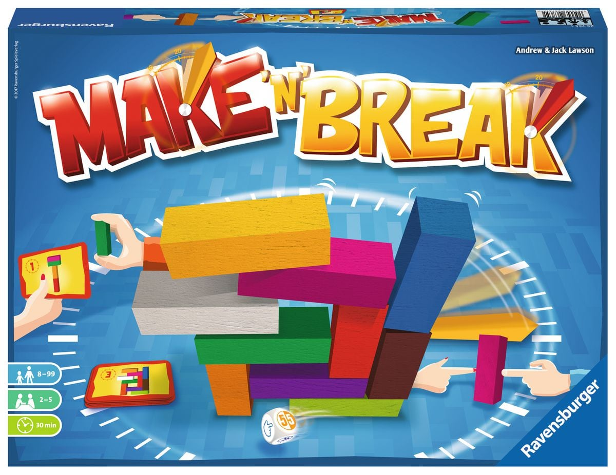 Make And Break Spiel