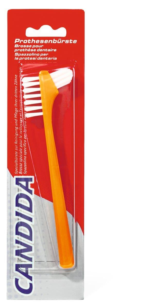 Candida spazzolino per protesi dentaria
