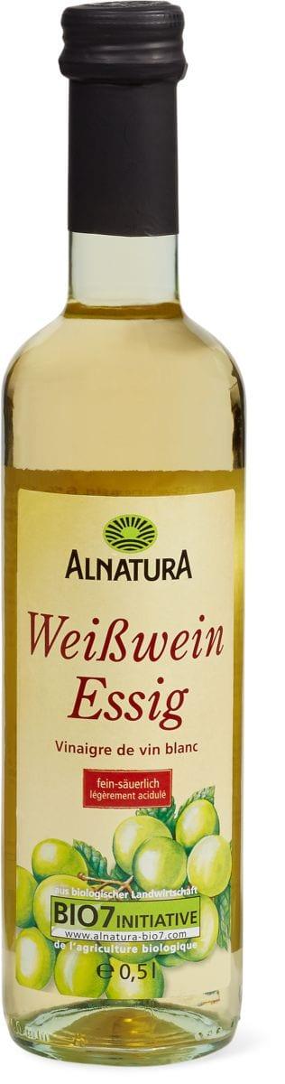 Alnatura Aceto di vino bianco