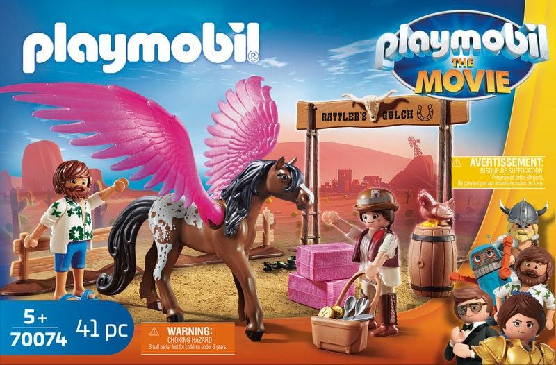 Playmobil 70074 The Movie Marla und Del