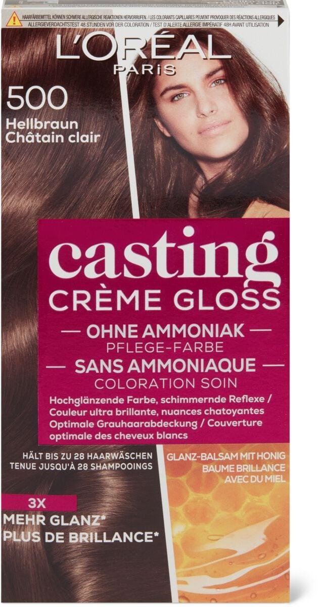 L'Oréal Casting Crème Gloss 500 Hellbraun