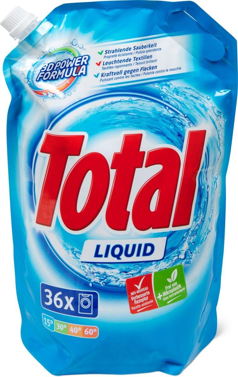 Total Produit de lessive Liquid